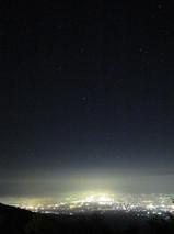20121015 saku night scenery from Takamine.JPG